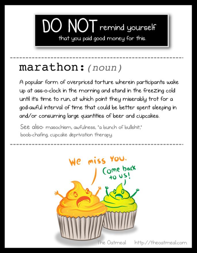 marathon-oatmeal