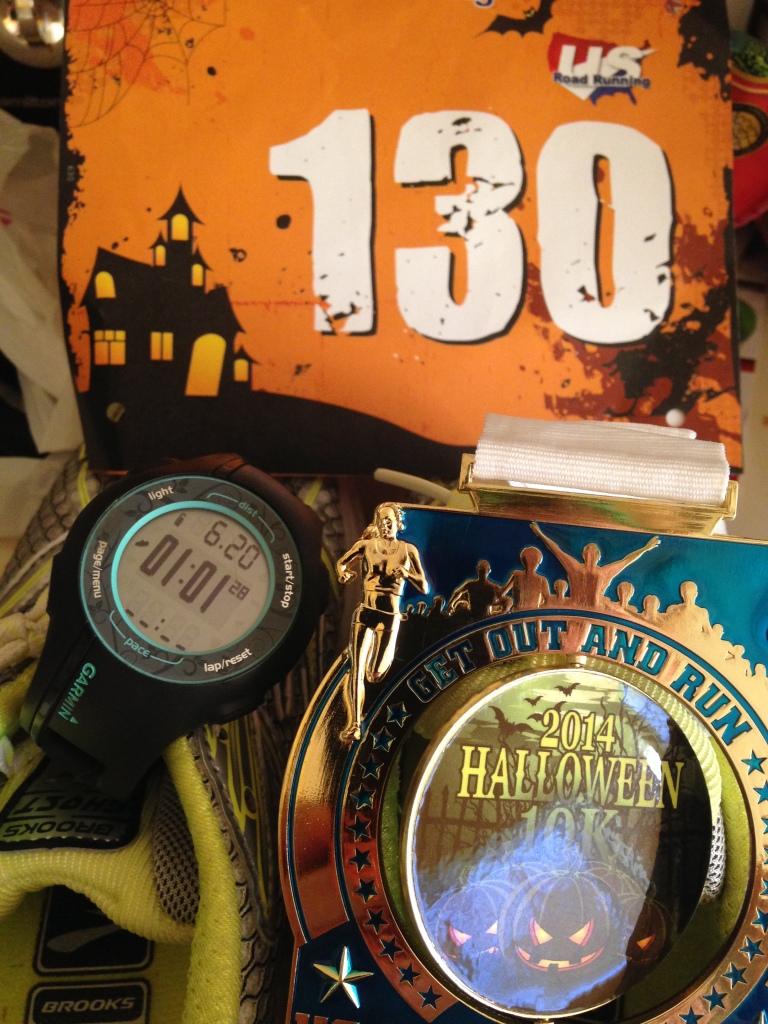 2014 Halloween 10k