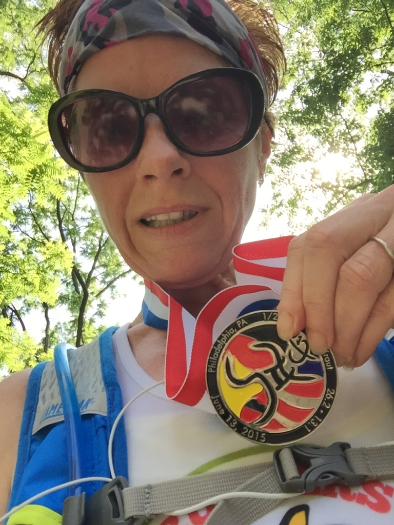 Half Marathon finisher!